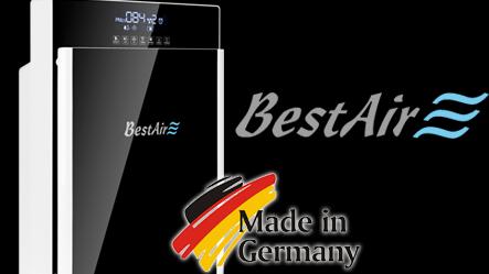 Въздушен филтър BestAir Airjet 500 - BestWater